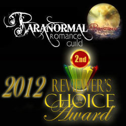 PRG Reviewer's Choice Award 2012_2nd place (2)