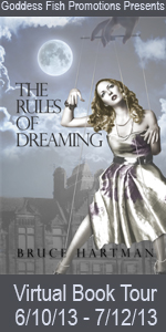VBT The Rule of Dreaming Book Cover Banner copy (2)